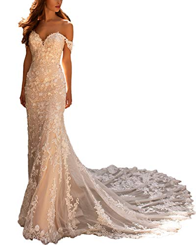 Justin Alexander Wedding Dress 9812 Off the Shoulder
