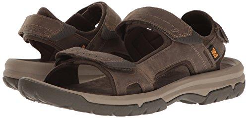 Teva Men's Langdon Sandal, Walnut, 9 Medium US