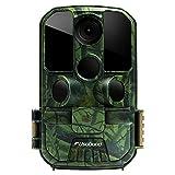 usogood 20MP Wildkamera mit Bewegungsmelder 1080P Nachtsicht 20m mit 2.4' LCD Bildschrim IP66...