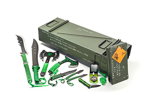 Acme Crate Zombie Warrior Kit