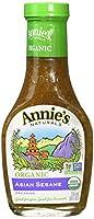 Annie's Naturals Asian Sesame Dressing (6x8 Oz)