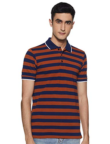 Amazon Brand – Symbol Men's Regular Polo Shirt