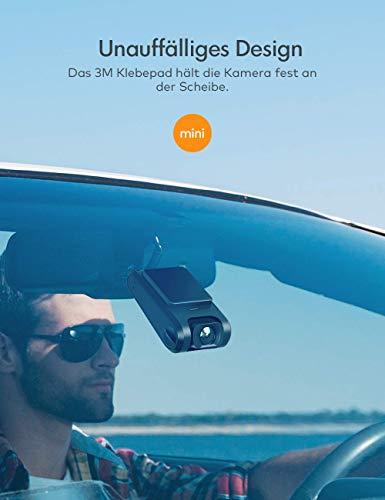 Apeman Dashcam Dual Lens Full HD 1080P Front- und Back-Kamera - 9