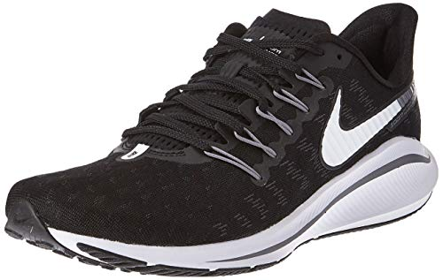 Nike Air Zoom Vomero 14, Scarpe da Running Uomo, Nero (Black/White/Thunder Grey 001), 43 EU