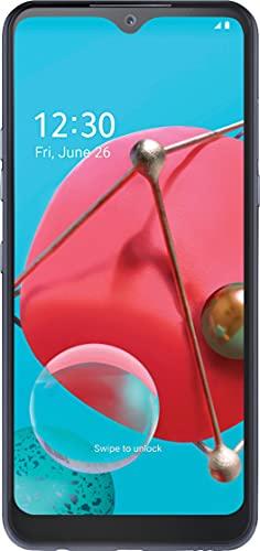LG K51 (2020) 32GB/3GB, 6.5 FHD+ Display, Unlocked GSM Smartphone - Platinum (Carrier Packaging)