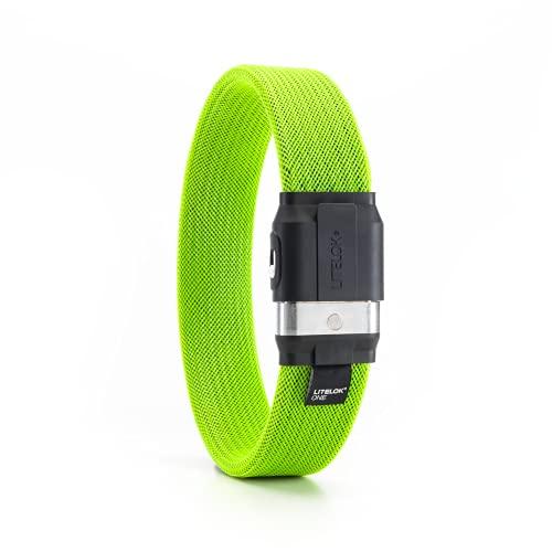 LITELOK ONE Flexi-O Boa Verde – ART2 antirrobo de bicicleta