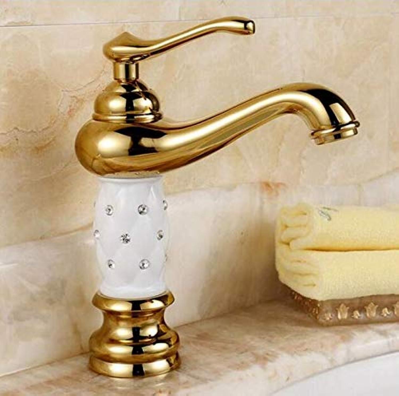 Bathroom Faucet Faucet Faucet Basin Faucet Small Single Handle with Diamond Vanity Sink Mixer Water Tap 284d0b