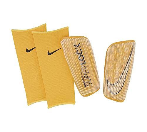 Nike Schienbeinschoner Mercurial FlyLite Superlock Weiß M