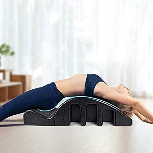 DJFT Pilates-Massage-Bett Pilates Arc Spine Corrector Spine Orthese Back Pain Relief Ausrichtung Wirbelsäule zurück Biegung Gesunder Balanced Body Yoga Foam Ausrüstung