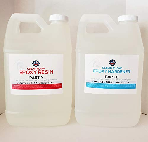 clear flow epoxy resin