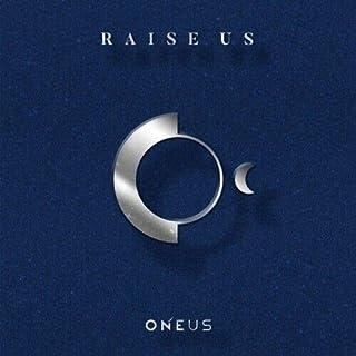 Oneus - [Raise Us] 2nd Mini Album Dawn Ver CD+Digipak+96p Booklet+8p Lyrics Card+1p Photo Card+1p Photo PostCard+Tracking K-POP Sealed