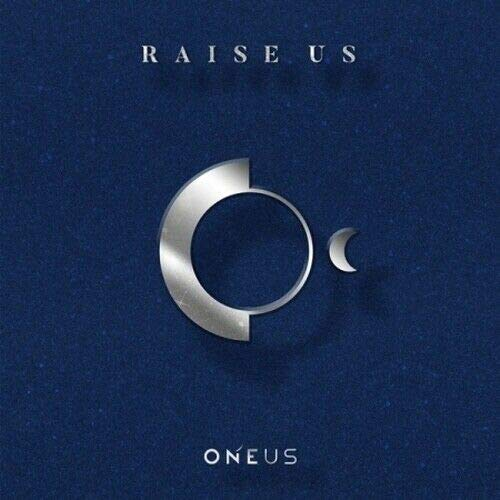 ONEUS - [Raise Us 2nd Mini Album Dawn Ver CD+1p Poster+Digipak+96p Booklet+8p Lyrics Card+1p Photo Card+1p Photo Postcard+Tracking K-Pop Sealed