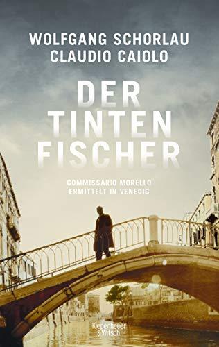 Buchseite und Rezensionen zu 'Der Tintenfischer: Commissario Morello ermittelt in Venedig' von Wolfgang Schorlau