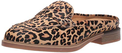 Hush Puppies Damen Bailey Penny Mule, (Leopardenmuster), 36.5 EU