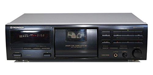 Pioneer CT-S 430 S Kassettendeck in schwarz