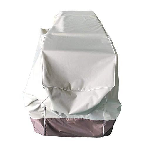 Huolirong Funda Protectora para Muebles Impermeable Servicio Pesado Funda Protector For Barbacoa De Gas, 170 × 61 × 117cm Muebles De Jardín Funda