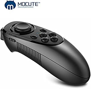 MOCUTE 052 Wireless Adapter VR Joystick Gamepad Remote Controller For Android Smartphone PC TV Box 3D Virtual Reality Glasses
