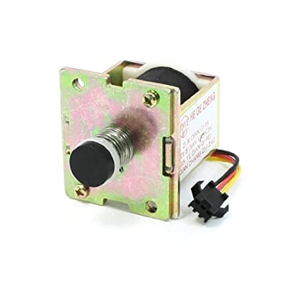 Replacement LPG Gas Water Heater 3 Pins Solenoid Valve DC 3V from Amico