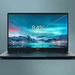 "Acer Swift 3X Thin & Light Laptop, 14"" Full HD, 11th Gen Intel Core i7-1165G7, Intel Iris Xe Max, 16GB LPDDR4X, 1TB NVMe SSD, Intel Wi-Fi 6, Fingerprint Reader, Back-lit Keyboard, SF314-510G-767Y"