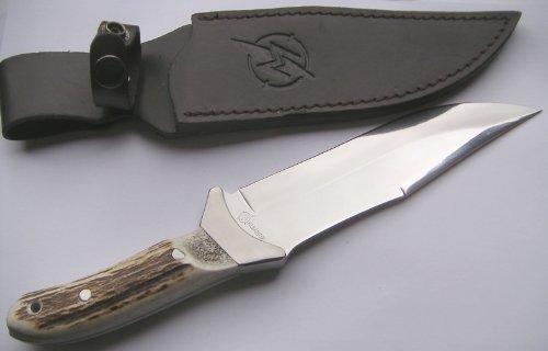 Albainox 31658 Messer für Jagd, Unisex, Erwachsene, Mehrfarbig, Einheitsgröße