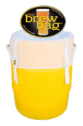 The Brew Bag for 10 gal Round Coolers & Larger Kettles