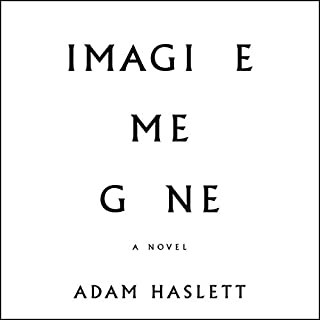 Imagine Me Gone audiobook cover art