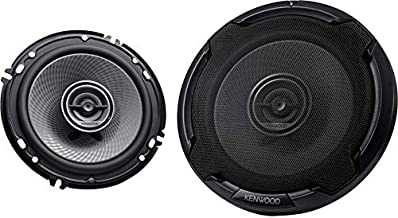 "$59 » Kenwood KFC-D161 6.5"" 2-Way 320W Max Power Speaker System"