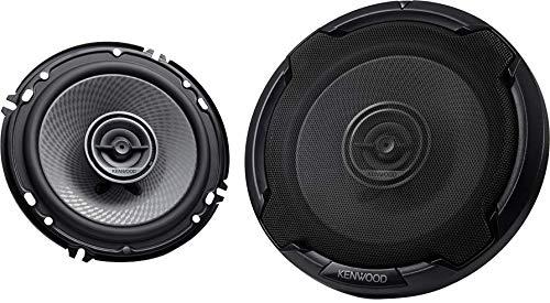 "Kenwood KFC-D161 6.5"" 2-Way 320W Max Power Speaker System"