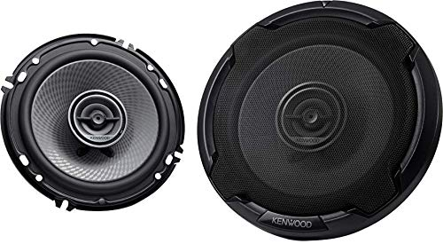 Kenwood KFC-D161 6.5' 2-Way 320W Max Power Speaker System