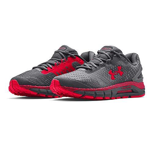 Under Armour Zapatillas de Running para Hombre 3022588-102_48,5, Color Gris, 48,5 EU