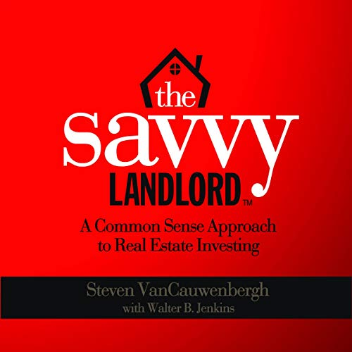 The Savvy Landlord cover art