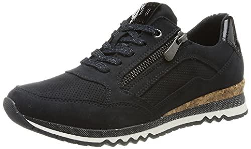 MARCO TOZZI Damen 2-2-23781-27 Sneaker, DK.Navy Comb, 37 EU