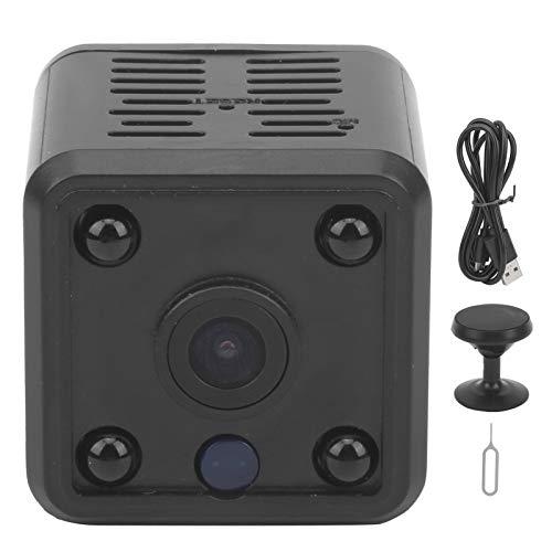 Ladieshow WIFI Mini cámara 1080P IR de alta definición Vista nocturna Monitor de video inalámbrico recargable con función de grabación en bucle