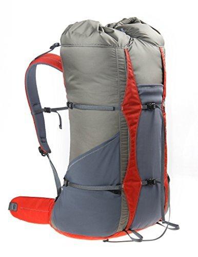 Granite Gear Virga 2 Backpack - Tiger/Moonmist 52L Short by Granite Gear