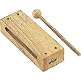 Nino Percussion NINO22 - Caja china (tamaño L)...