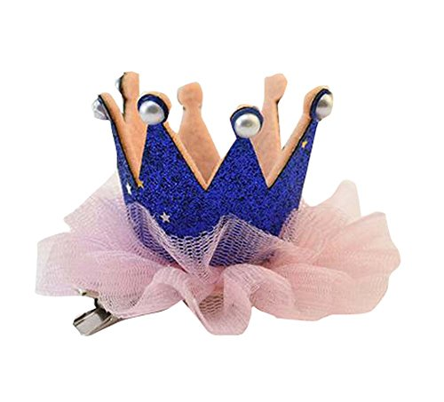 Pretty Baby Head Accessoires Girl Clips Pack de 3