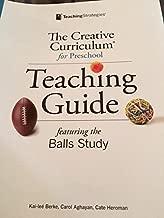 creative curriculum ball study