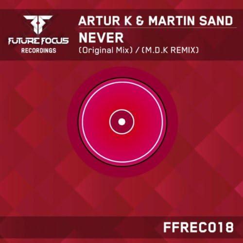 Artur K & Martin Sand
