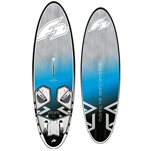 F2 Vegas Twin Freeride & FREEMOVE Windsurf-Board 2019 Volumen 136 L ~ MESSEBOARD