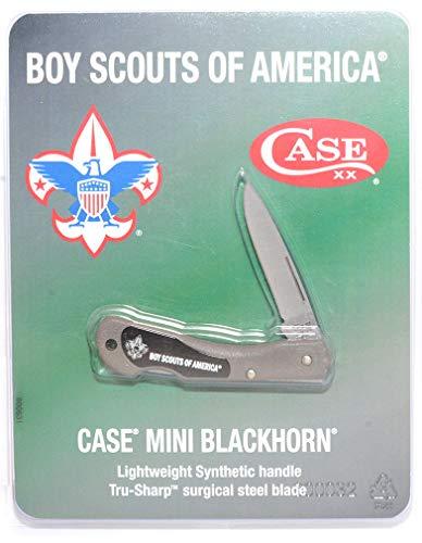 Case Olive Green Mini Blackhorn Pocket Knife