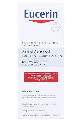Eucerin AtopiControl Émollient Corps 400 ml