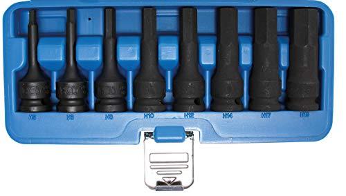 BGS 5481   Kraft-Bit-Einsatz-Satz   8-tlg.   12,5 mm (1/2