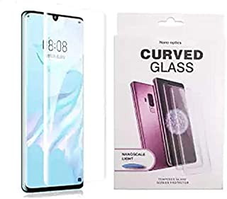 UV Glass Screen Protector Full Curved With Nano liquid Full Glue for Huawei P30 Pro