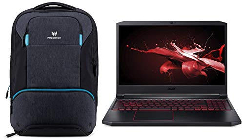 Acer Nitro 7 Intel Core i5-9300H Processor 15.6-inch Thin & Light Gaming 1920 X 1080 Laptop (8GB RAM/ 256GB SSD + 1TB HDD/ Win 10 / 4GB NVIDIA GeForce GTX 1650/Obsidian Black/ 2.5 kgs), AN715-51