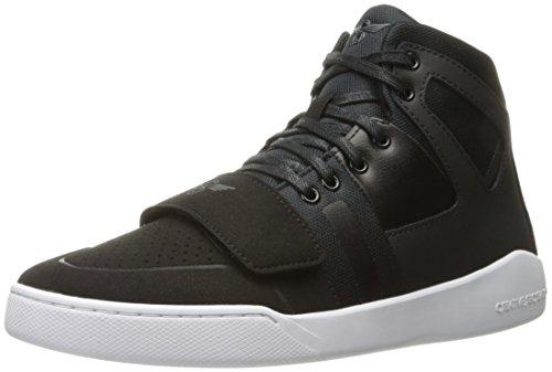 Creative Recreation Men's manzo Fashion Sneaker, Black, 10.5 M US