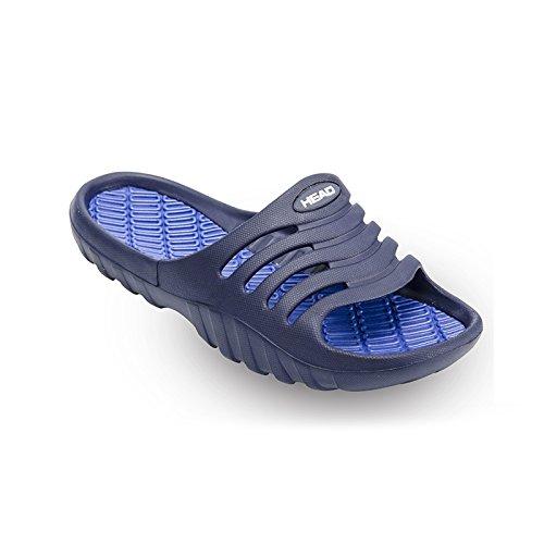 HEAD Herren Slipper Gill Man Flip-Flops, Azul (NVRY), 42 EU