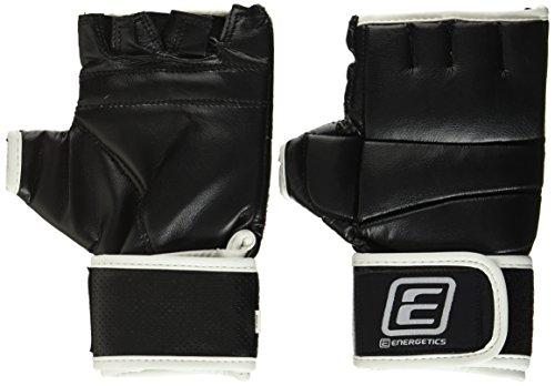 ENERGETICS Boxhandschuhe Powerhand Speed, Schwarz/Weiss, XL