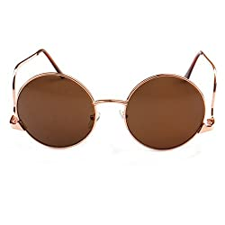 The perfect traditional bronze bronze 8th anniversary gift for men - bronze sunglasses