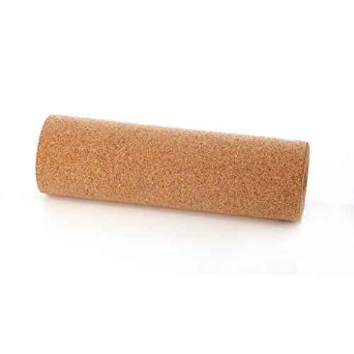 Mini rollo de corcho - 2 mm, 8 x 0,5 metros. Para suelos y paredes. Ideal para uso como aislante térmico y acústico y para decoración y bricolaje.