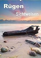 Ruegen Sichtweisen (Wandkalender 2022 DIN A2 hoch): Traumhaft schoene Landschaftsaufnahmen von der Insel Ruegen im Hochformat (Monatskalender, 14 Seiten )